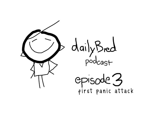 Episode 3: First Panic Attack
