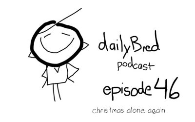 Episode 46: christmas alone again