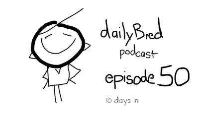 Episode 50: 10 days in