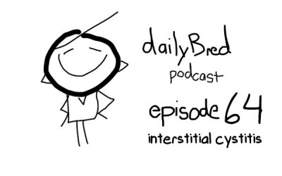 Episode 64: interstitial cystitis